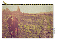 Horse Carry-all Pouch by Lyn Randle