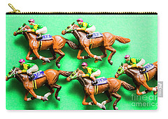 Horse Racing Carnival Carry-all Pouch