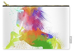 Horse Watercolor 2 Carry-all Pouch