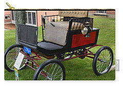 Horseless Carriage-c Carry-all Pouch