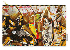 Spirit Of The Horses A Carry-all Pouch