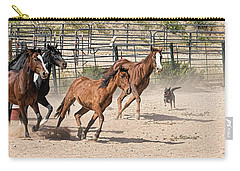 Horses Unlimited #3a Carry-all Pouch
