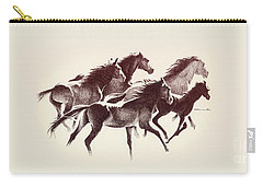 Horses3 Mug Carry-all Pouch