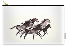 Horses4 Mug Carry-all Pouch