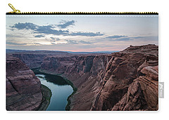 Horseshoe Bend No. 2 Carry-all Pouch
