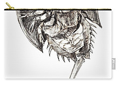 Horseshoe Crab Carry-all Pouch