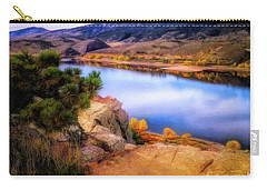 Horsetooth Lake Overlook Carry-all Pouch