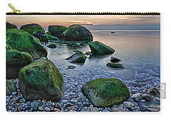 Horton Point Ny At Sunset Carry-all Pouch