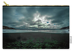 Carry-all Pouch featuring the photograph Hostsaga - Autumn Tale by Nicklas Gustafsson