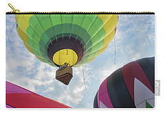 Hot Air Balloon Takeoff Carry-all Pouch