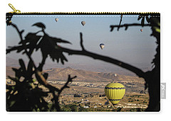 Hot Air Balloons In Cappadocia, Turkey Carry-all Pouch