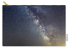 Hot August Night Milky Way Carry-all Pouch by Patrick Fennell