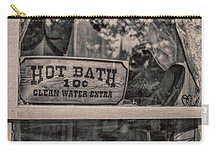 Hot Bath Carry-all Pouch