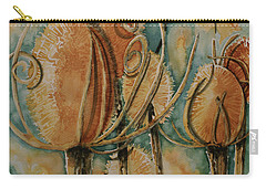 Hot Desert Sun Carry-all Pouch by Cynthia Powell