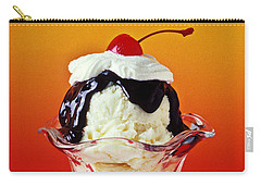 Hot Fudge Carry-All Pouches