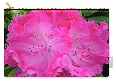 Hot Pink Rhoda Carry-all Pouch