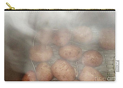 Carry-all Pouch featuring the photograph Hot Potato by Kim Nelson