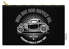 Hot Rod Shop Shirt Carry-all Pouch