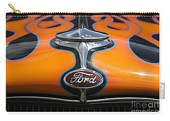 Ford 5 Carry-all Pouch by Wendy Wilton