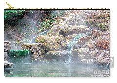 Carry-all Pouch featuring the photograph Hot Springs In Hot Springs Ar by Diana Mary Sharpton