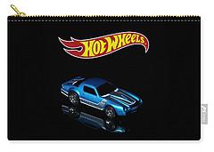 Hot Wheels 67 Pontiac Firebird 400-3 Carry-all Pouch