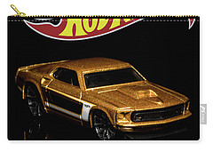 Hot Wheels '69 Ford Mustang 2 Carry-all Pouch
