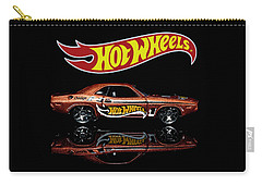 Hot Wheels '70 Dodge Challenger Carry-all Pouch