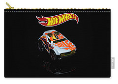 Carry-all Pouch featuring the photograph Hot Wheels Rocket Box by James Sage