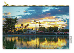 Hotel Arizona Carry-all Pouch
