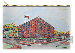 Hotel Hawthorne Salem Carry-all Pouch by Paul Meinerth