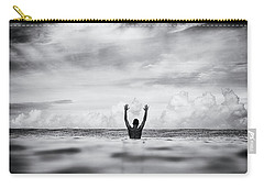 Carry-all Pouch featuring the photograph House Arrest by Nik West