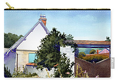 House At Giverny Carry-all Pouch