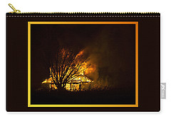 House Fire Carry-all Pouch
