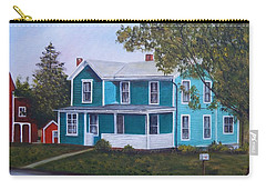 House In Seward Carry-all Pouch