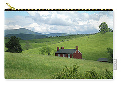 House In The Hills Carry-all Pouch