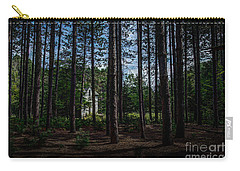 House In The Pines Carry-all Pouch