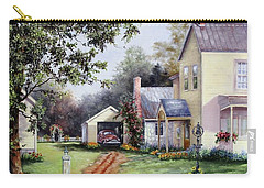 House On Bird Street Carry-all Pouch