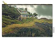 House On The Cliff Carry-all Pouch