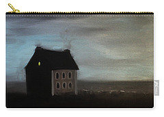 House On The Praerie Carry-all Pouch