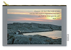 House Upon The Rock Carry-all Pouch