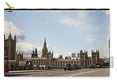 Houses Of Parliament.  Carry-all Pouch