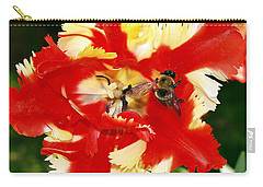 Carry-all Pouch featuring the photograph How Sweet It Is by Patricia Griffin Brett