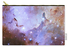 Carry-all Pouch featuring the photograph Hubble Space Telescope Celebrates 25 Years Of Unveiling The Universe by Nasa