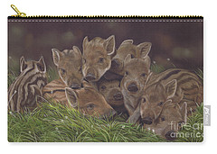 Huddle Of Humbugs Carry-all Pouch