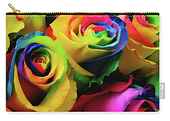 Hue Heaven Carry-all Pouch by JAMART Photography