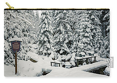Huehnerbruehe, Harz Carry-all Pouch by Andreas Levi