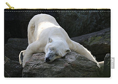 Hug A Rock Carry-all Pouch