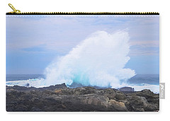Huge Storms River Splash Carry-all Pouch