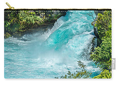 Huka Falls Carry-all Pouch by Racheal Christian