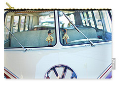 Carry-all Pouch featuring the photograph Hula 2 by Nik West